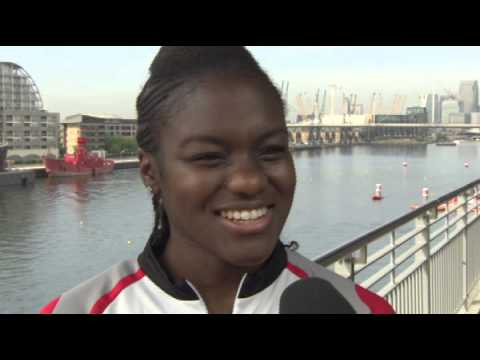 2013 Virgin Active London Triathlon Highlights