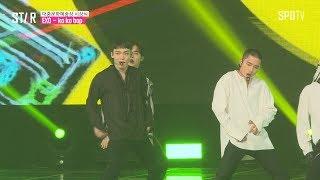 EXO(엑소) ko ko bop LIVE '대중문화예술상 시상식'(현장)