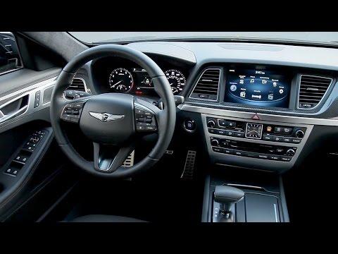 2018 Genesis G80 Sport - Interior