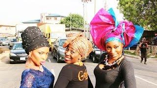 getlinkyoutube.com-Ojulewa Shows How to Tie Various Styles of Gele