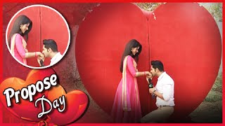 getlinkyoutube.com-Dhruv Proposes Thapki | Propose Day | Valentine's Week Special