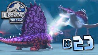 getlinkyoutube.com-UNICORN WIZARD VS SEA WIZARD!! || Jurassic World - Lagoon Series - Ep 23 HD