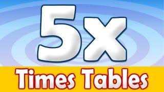 getlinkyoutube.com-5 x Times Table Math Song