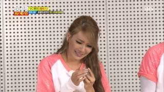 getlinkyoutube.com-Running man(2ne1,taeyang) 20130728 #7(11)