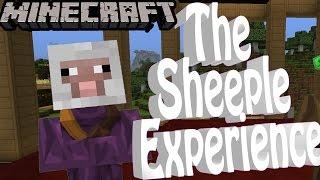 getlinkyoutube.com-BAAAAAA BAAAAAA !!!!! -THE SHEEPLE EXPERIENCE- Minecraft Mapa