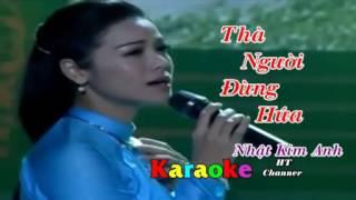 getlinkyoutube.com-Karaoke Thà Người Đừng Hứa (Beat)