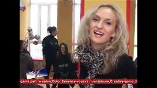 getlinkyoutube.com-NEW LOOK by salonul&scoala de coafura DANY-STUDIO Bistriţa, tel.0740777909, 14.12.2012 part.2