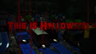 getlinkyoutube.com-TOMICA Thomas & Friends Music Video: This is Halloween!