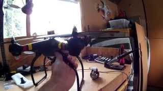 getlinkyoutube.com-SYMA X8C QUADCOPTER AND DIY FPV CAMERA GROUND STATION