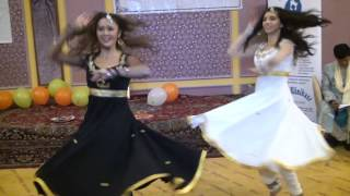 getlinkyoutube.com-O Re Piya - Oksana Rasulova & Hatira, indian dance