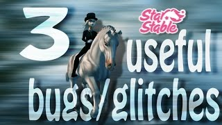 Star Stable Online - 3 useful bugs/glitches