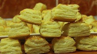 getlinkyoutube.com-Žu Žu pogačice-Puff Pastry