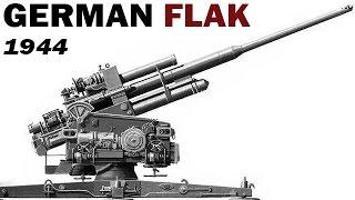 getlinkyoutube.com-German Anti-Aircraft Gun System | Flak | US Air Force Training Film | 1944