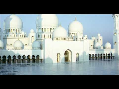 Abu Dhabi - Sheikh Zayed Grand Mosque - brand ad