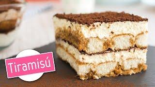 getlinkyoutube.com-Tiramisú | Postre fácil y sin horno | Quiero Cupcakes!