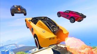 SPECIAL RACE RAGE! | GTA 5 Online