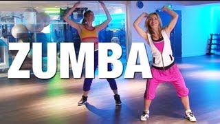 getlinkyoutube.com-Fitness Master Class - Zumba avec Jessica Mellet