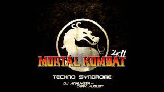 DJ Analyzer vs Cary August - Mortal Kombat 2011 (Gimbal & Sinan Dubstep 2012 Club Remix)