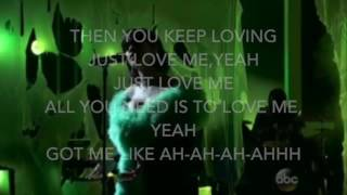Love On The Brain- Rhianna Lyrics
