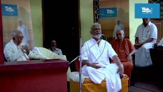 getlinkyoutube.com-Walk of Hope 2015-16 | Daily Satsangs | March 4, Ananda Ashram, Mavungal, Karnataka