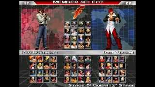 getlinkyoutube.com-[FULLGAME] The King of Fighters MUGEN Edition by Swipergod *New Link in the description!*
