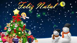 getlinkyoutube.com-We wish You a merry christmas and Happy New Year - Xmas tree with flash animation