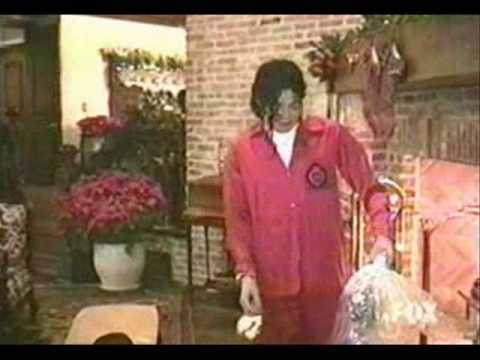 The Real Michael Jackson - Sweet Child of God - part 1