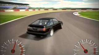 getlinkyoutube.com-AE86 Drifting (CarX Drift Racing, 07.07.2014)