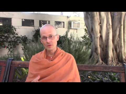 The Vedanta Society: What is the difference between prayer and meditation?