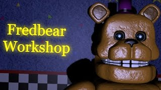WHAT HAPPENED AFTER FAZBEARS FRIGHT! | Fredbear Workshop (Five Nights at Freddys)