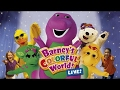 Barney and Friends for Childrens, Barney & Friends Episode: Barneys Colourful World Live