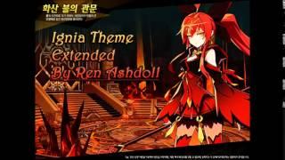getlinkyoutube.com-[Elsword KR] Ignia's Theme (EXTENDED)