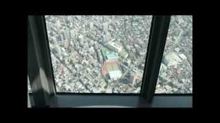 2012/05/26 TokyoSkytree vol1 東京スカイツリーはとバスツアーその①