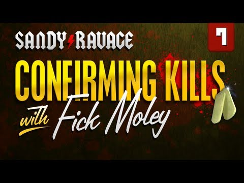 Confirming Kills Live Ep.7 - More KSG Action [Call of Duty: Black Ops 2]