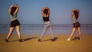 getlinkyoutube.com-Cheap Thrills || Sia ft. Sean Paul || Tanya Chamoli Dance Choreography ft. Mokshda & Harshita