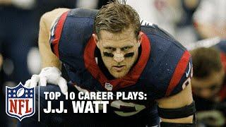 getlinkyoutube.com-Top 10 J.J. Watt Career Plays...So Far | NFL