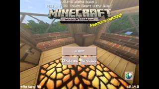 getlinkyoutube.com-Descarga 2 Texturas para Minecraft Pe 0.14.0 b2