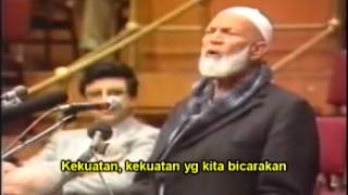Dr. Ahmed Deedat - Proof that Jesus is not The Son of God at inter-religious conference (Part 3)