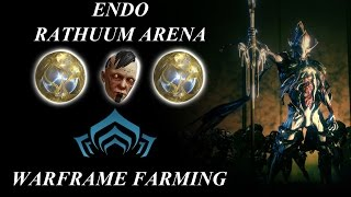 getlinkyoutube.com-Warframe Farming - Endo (Rathuum Arena) 2017