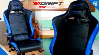 getlinkyoutube.com-Silla Gaming DRIFT DR200 | Mi nueva silla de trabajo