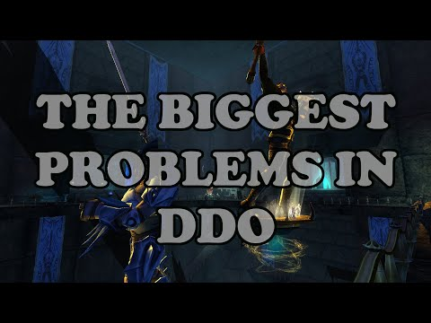 5 Problems the DDO Devs NEED to fix