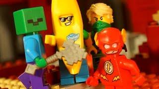 getlinkyoutube.com-Кока Все Серии - Лего Ниндзяго, Майнкрафт + Мультики - Видео на русском - Lego Ninjago, Minecraft