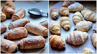 getlinkyoutube.com-كرواصة  بتي بان  بطريقة سهلة وسريعة Easy Homemade Croissant / Croissants et Petits Pains Tres Facile