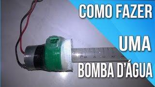 getlinkyoutube.com-Bomba D'água Caseira