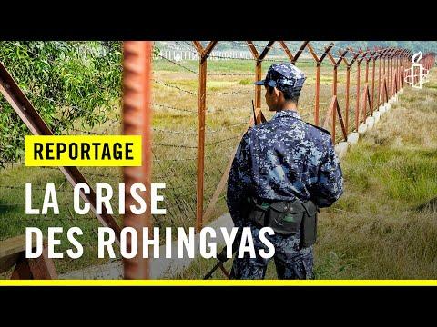 Enjeu : Crise des Rohingyas