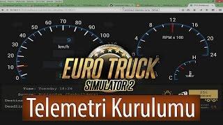 getlinkyoutube.com-Euro Truck Simulator 2 Telemetri SDK Kurulumu
