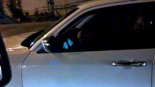 getlinkyoutube.com-Adhy' - FAKE Phantom - Dude driving a FAKE Phantom trying to Stunt and Gets Caught LOL