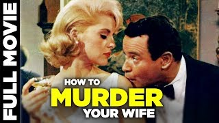 How to Murder Your Wife | Hollywood Movie | Jack Lemmon, Virna Lisi width=
