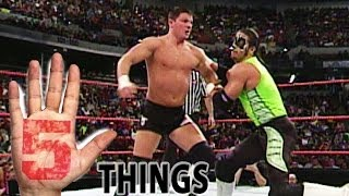 Superstars you didn't know were in WWE! - 5 Things