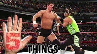 getlinkyoutube.com-Superstars you didn't know were in WWE! - 5 Things